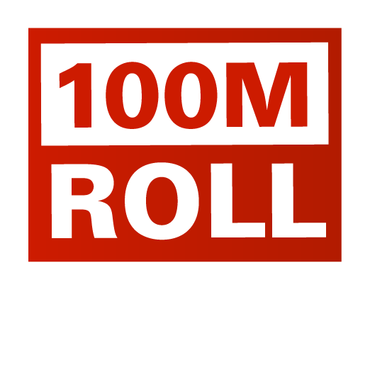 Carpet Protector Roll Self Adhesive Cover - 600mm x 100m