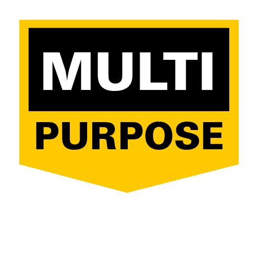 Soudal White Multi Purpose Silicone Sealant