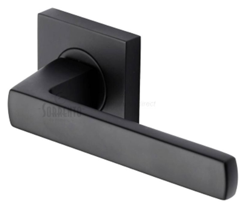 Sorrento Axis Black Door Furniture