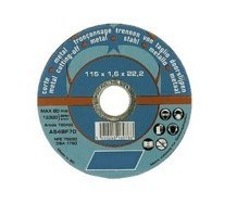 Flat Metal Cutting Discs