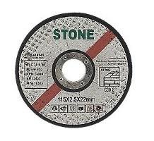 Flat Stone Cutting Discs
