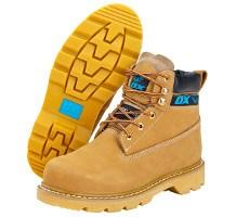 Nubuc Honey Boots