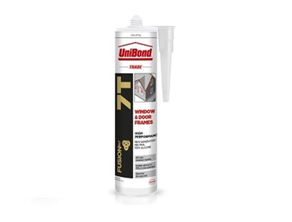 Ceresit PVC 7T White Silicone Sealant