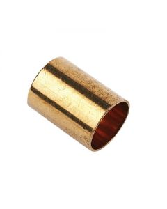 15mm Coupling End Feed Copper Fitting