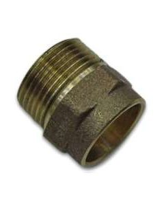"15mm x 1/2"" CxMI Coupling Endfeed"