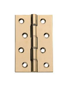 "4x2 5/8"" Double Phosphur Washered Brass Hinges"