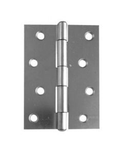"ERA 4"" Self Coloured Steel Butt Hinges"
