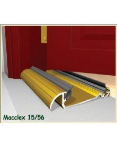 Exitex Macclex 914mm Silver Mobilty Sill