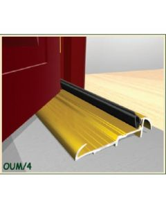 Exitex 1829mm Silver Outward Mobility Sill