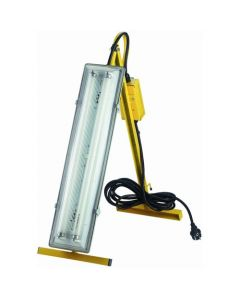 240v Plasterers Site Light