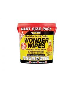 Everbuild Giant Wonderwipes - 300pk