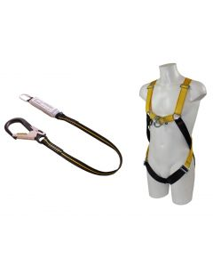 Safety Harness & Lanyard Kit