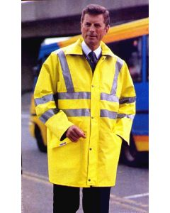Reflective Safety Coat Extra Large