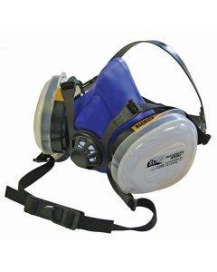 Twin Half Mask Respirator