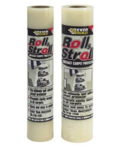 Everbuild Roll & Stroll Contract Carpet Protector - 100m