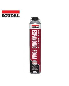 Soudal foam 750ml Expanding Fixing Foam