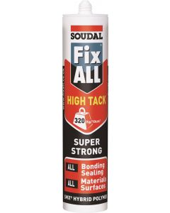 White FixAll High Tack