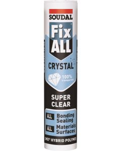 Crystal Clear Fixall High Tack