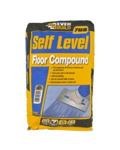 Everbuild 20kg Self Level Compound 708