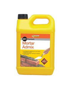 Everbuild 201 Mortar Admix - 5L