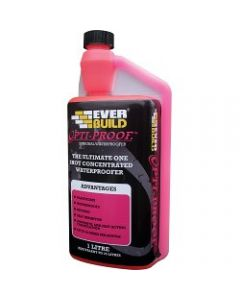 Everbuild 1 Litre Opti Proof Integral Waterproofer