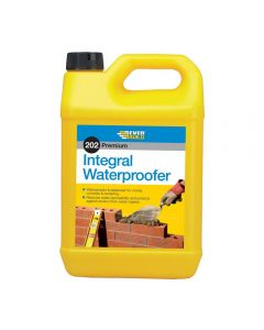 Everbuild 5 Litre 202 Integral Waterproofer
