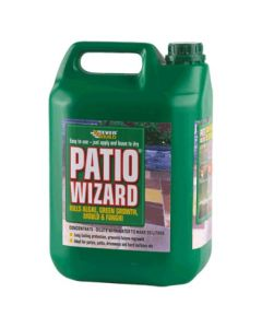 Everbuild 5 Litre Patio Wizard