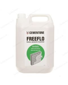 Cementone 5 Litre Freeflow Waterproofer And Plasticiser