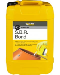 Everbuild 25 Litre 503 SBR Bonding Agent