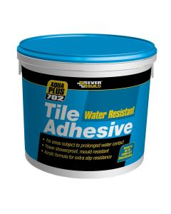 Everbuild 10 Litre 702 Water Resistant Tile Adhesive