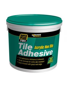 Everbuild 10 Litre 701 Non Slip Tile Adhesive