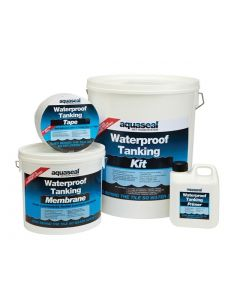 Aquaseal Wet Room System Kit