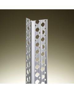 Locusrite White PVC 8-12 Angle Bead