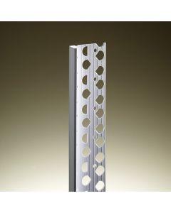 50pk Locusrite 2.5m 15-17mm White PVC Stop Bead