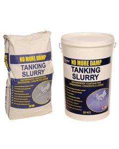 Wykamol Grey Tanking Slurry - 20 kg Trade KA Tanking Slurry