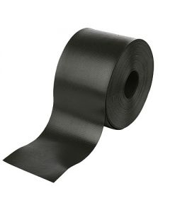 225mm Black Polythene DPC