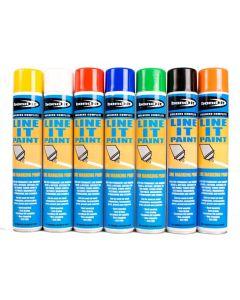 Line Marker BLUE