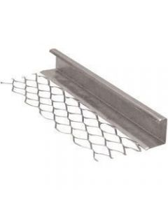 Locusrite 3.0 metre x 13mm Galvanised Stop Bead pack 50