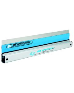SpeedSkim Stainless Steel 1200mm Finishing Rule