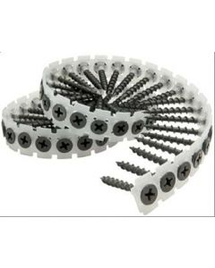 50mm Black Collated Dry Wall Screw