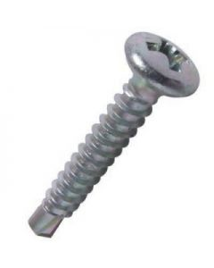 3.9 x 19 UPVC Screws