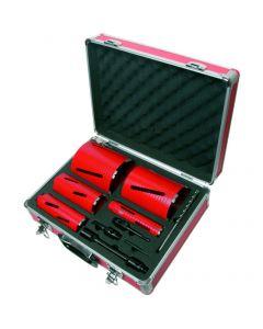 Dry Core Trolley Set