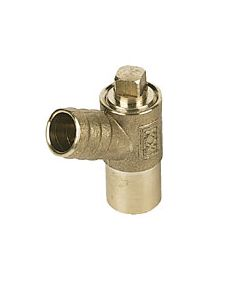 15mm Draw Off Plug