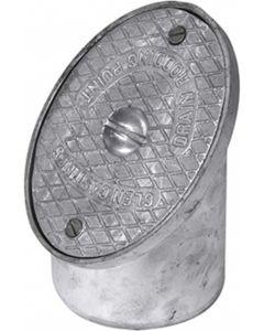 Aluminium Oval Rodding Point