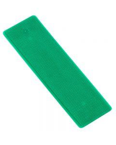 32x100x1 Green Flat Packer