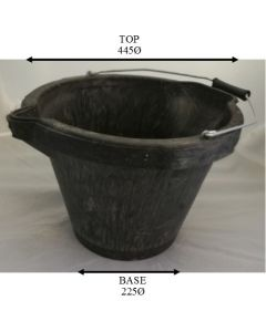 Airlow RUBBER 3 gall Bucket