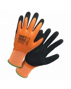 Orange pawa 201 Glove Size 9