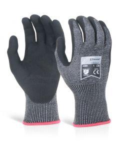 Micro Foam Nitrile Cut Gloves Large