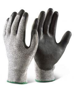 Warrior Seamless Nylon Coated Gloves (Size 10) -  10pk