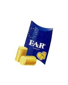 Ear Plug On String